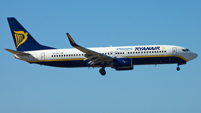EI-DAI - Boeing 737-8AS - Ryanair