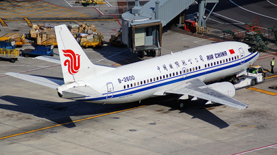 B-2600 - Boeing 737-36N - Air China
