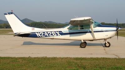 A picture of N2426X - Cessna 182H Skylane - [18256326] - © Cory W. Watts