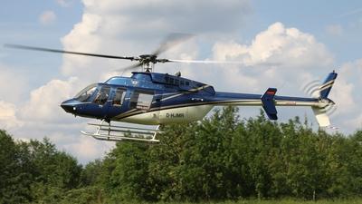 A picture of DHJMR - Bell 407 - [53085] - © Elisabeth Klimesch