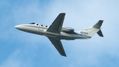 A picture of N54HD - Hawker Beechcraft 400XP - [RK049] - © Sunbird Photos by Don Boyd