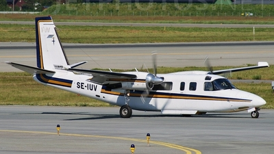 SE-IUV - Rockwell Commander 690C Jetprop 840 - Wermlandsflyg