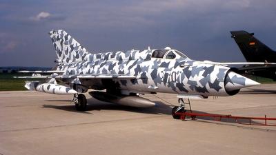 7701 - Mikoyan-Gurevich MiG-21 Fishbed - Czech Republic - Air Force