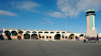 SPJL - Airport - Terminal