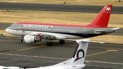 N307NB - Airbus A319-114 - Northwest Airlines
