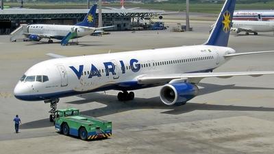 PP-VTT - Boeing 757-256 - Varig