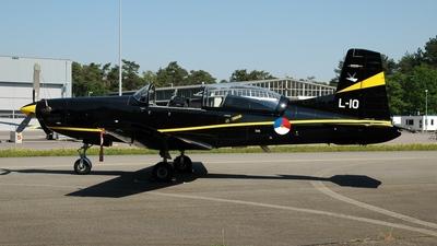 L-10 - Pilatus PC-7 - Netherlands - Royal Air Force