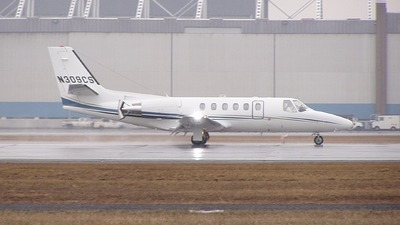 N309CS - Cessna 550B Citation Bravo - Private