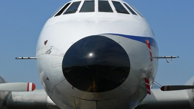 EL-WXA - Bristol Britannia - Private