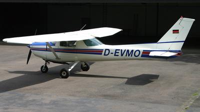 D-EVMO - Reims-Cessna F152 - Private