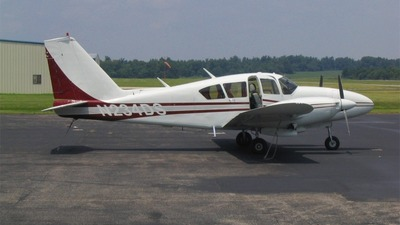 N234DS - Piper PA-23-250 Turbo Aztec C - Private