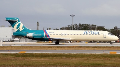 N934AT - Boeing 717-231 - airTran Airways
