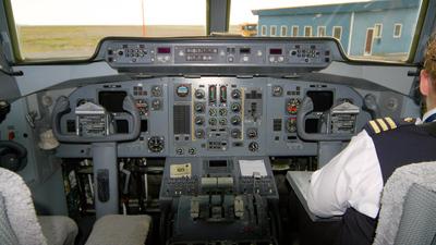 TF-JMO - Fokker 50 - Flugfélag Íslands