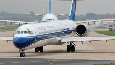 B-2260 - McDonnell Douglas MD-90-30 - China Southern Airlines