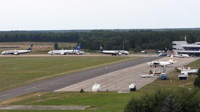 EPSC - Airport - Ramp