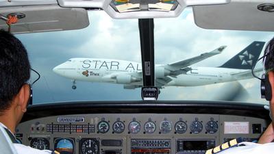 HS-GAA - Cessna 208B Grand Caravan - SGA Airlines - Siam General Aviation