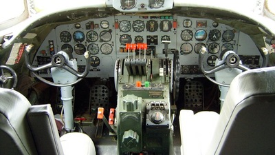 ZS-DVJ - Lockheed L-1649A Starliner - South African Airways