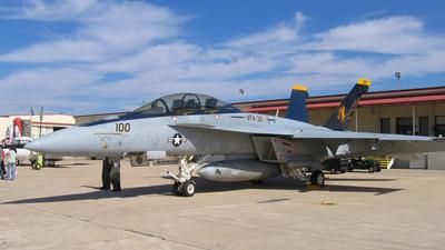 166661 - Boeing F/A-18F Super Hornet - United States - US Navy (USN)