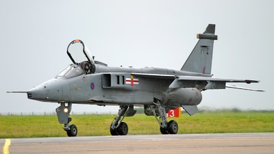 XZ385 - Sepecat Jaguar GR.3A - United Kingdom - Royal Air Force (RAF)