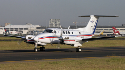A picture of VHMVJ - Beech B200 Super King Air - [BB1842] - © Brenden