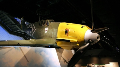 NX109J - Messerschmitt Bf 109E-3 - Private