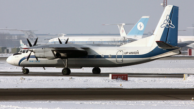 UP-AN404 - Antonov An-24B - Scat Air Company