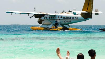 8Q-MAB - De Havilland Canada DHC-6-300 Twin Otter - Maldivian Air Taxi