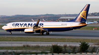 EI-DPX - Boeing 737-8AS - Ryanair