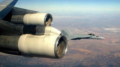 N707AR - Boeing 707-321B - Omega Air