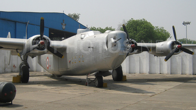HE-924 - Consolidated B-24 Liberator - India - Air Force