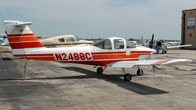 N2488C - Piper PA-38-112 Tomahawk - Private