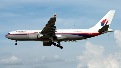 9M-MKU - Airbus A330-223 - Malaysia Airlines