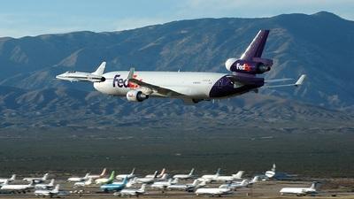 N525FE - McDonnell Douglas MD-11(F) - FedEx