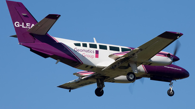G-LEAF - Reims-Cessna F406 Caravan II - Atlantic Express