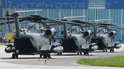 69-5796 - Sikorsky MH-53M Pave Low IV - United States - US Air Force (USAF)