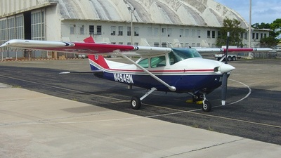 N4949N - Cessna 182Q Skylane II - United States - US Air Force Civil Air Patrol
