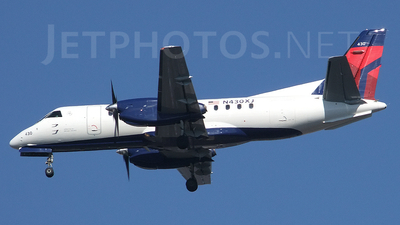 N430XJ - Saab 340B+ - Delta Connection (Mesaba Airlines)