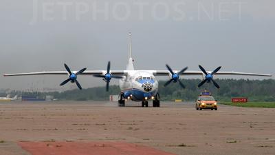 RA-12194 - Antonov An-12BK - Moskovia Airlines