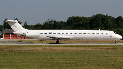 SX-BSQ - McDonnell Douglas MD-82 - Sky Wings Airlines