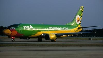 HS-TDE - Boeing 737-4D7 - Nok Air