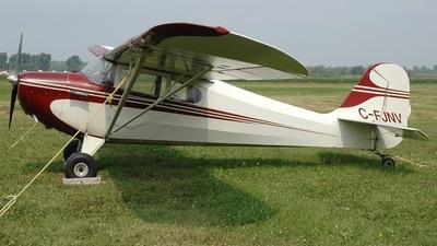 C-FNJV - Aeronca 11AC Chief - Private