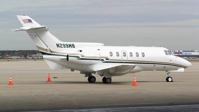 N299WB - Hawker Siddeley HS-125-700A - Private