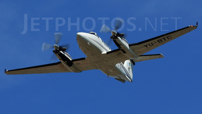 YU-BTC - Beechcraft B300 King Air 350 - SMATSA Flight Calibration Services