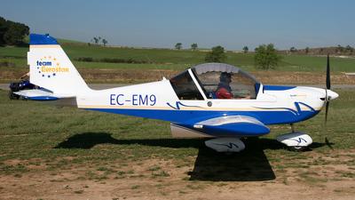 EC-EM9 - Evektor EV97 Eurostar - Private