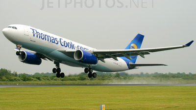 G-TCXA - Airbus A330-243 - Thomas Cook Airlines