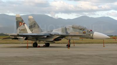 0460 - Sukhoi Su-30MK2 - Venezuela - Air Force