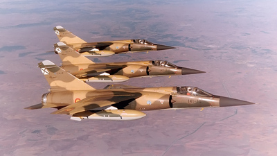 C.14-10 - Dassault Mirage F1 - Spain - Air Force