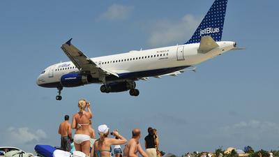 N653JB - Airbus A320-232 - jetBlue Airways