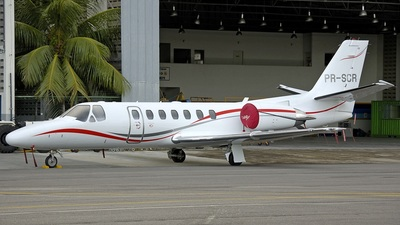PR-SCR - Cessna 560 Citation Encore - Private