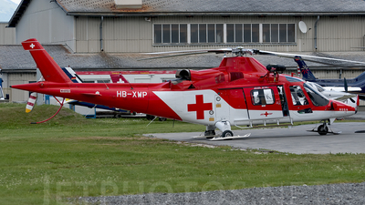 HB-XWP - Agusta A109K2 - REGA - Swiss Air Ambulance